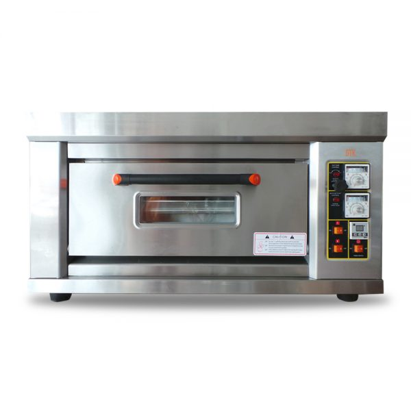 Jual Mesin Gas Oven 1 Deck 1 Tray