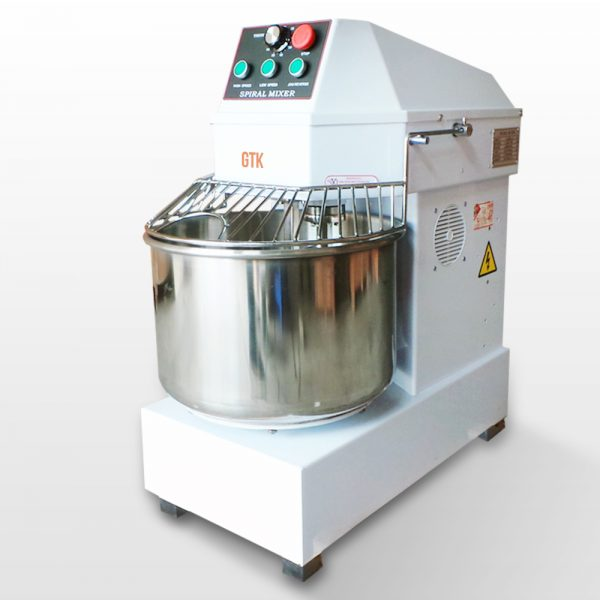 Spiral Mixer 20 L With Jog Reverse 1 phase