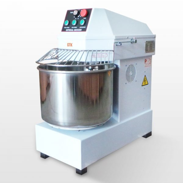 Jual Double Speed Spiral Mixer 40 L With Jog Reverse 1Phase